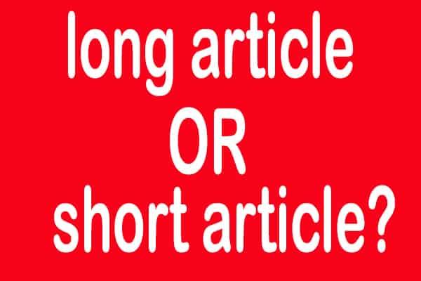 bangla long article or short article